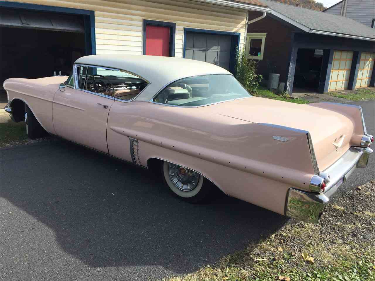 Large Picture of '57 Coupe DeVille - KA2M