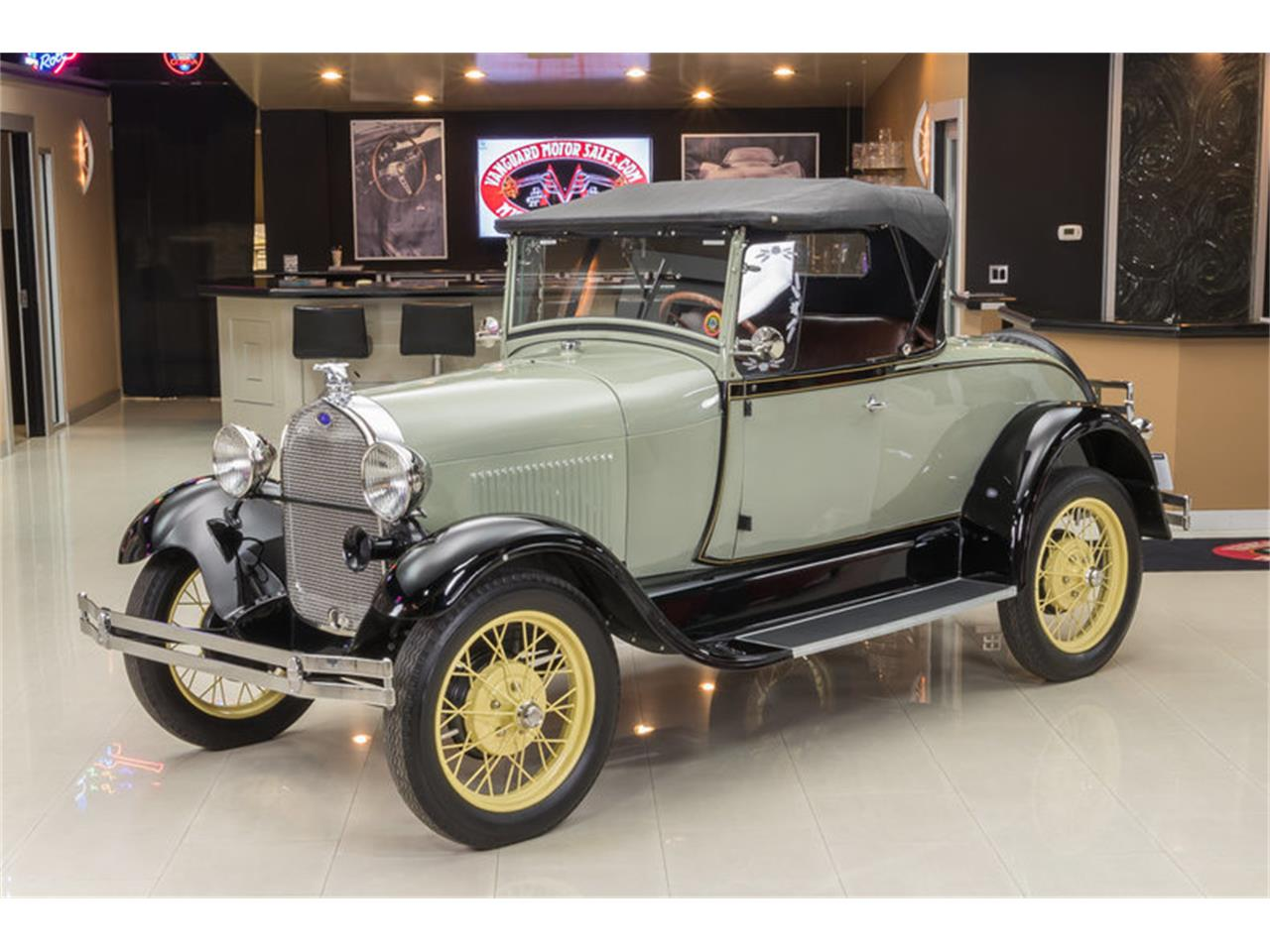 Large Picture of Classic '29 Model A located in Michigan - KA5D