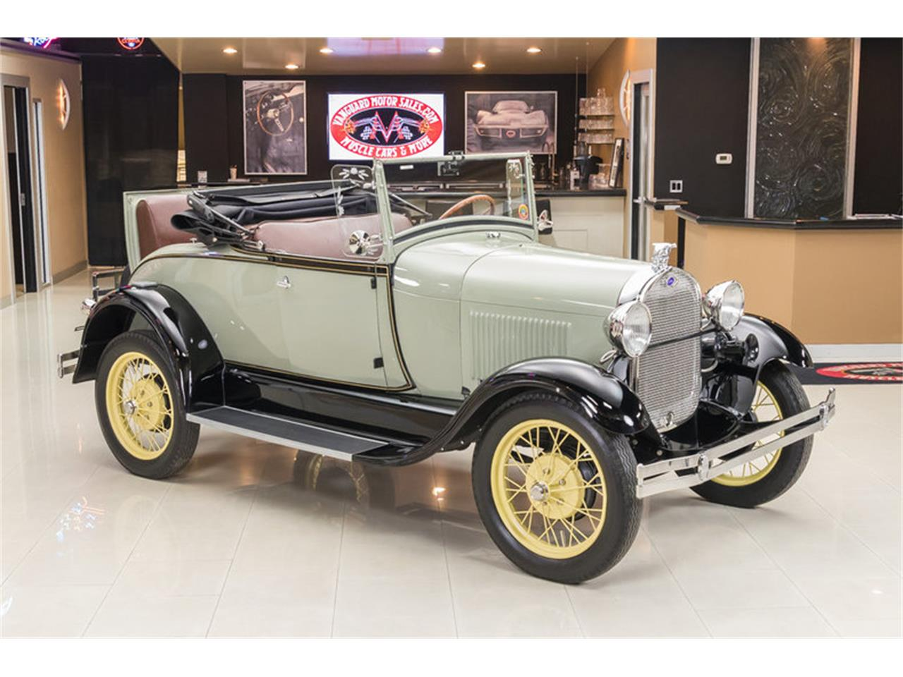 Large Picture of Classic '29 Ford Model A located in Michigan - $29,900.00 - KA5D