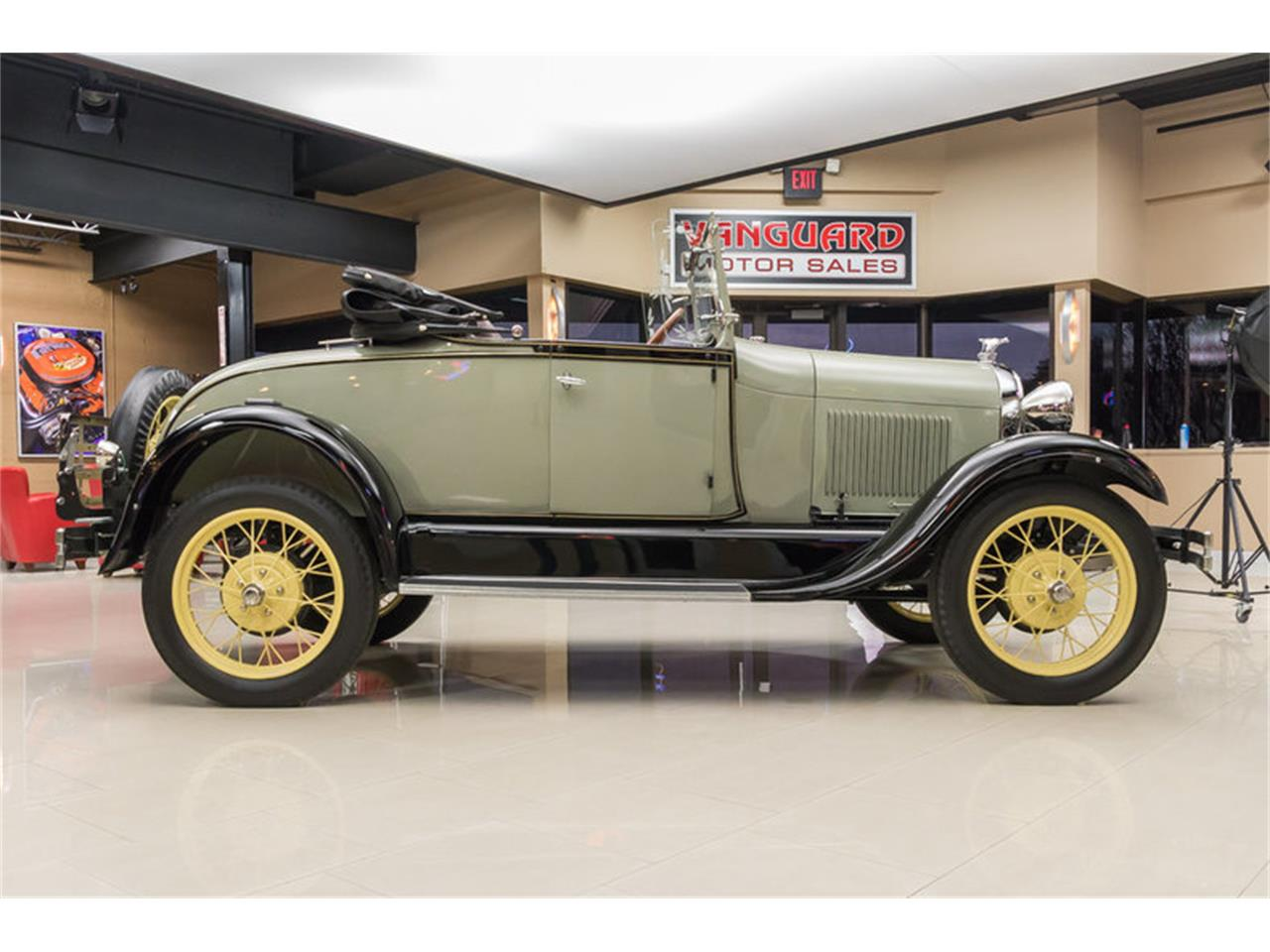 Large Picture of '29 Ford Model A located in Plymouth Michigan Offered by Vanguard Motor Sales - KA5D