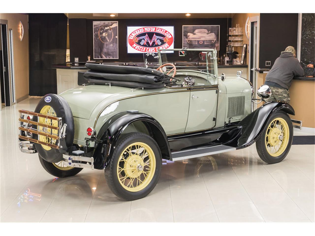 Large Picture of '29 Ford Model A - $29,900.00 - KA5D