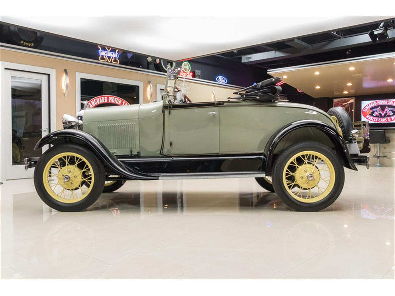 Large Picture of Classic '29 Model A Offered by Vanguard Motor Sales - KA5D