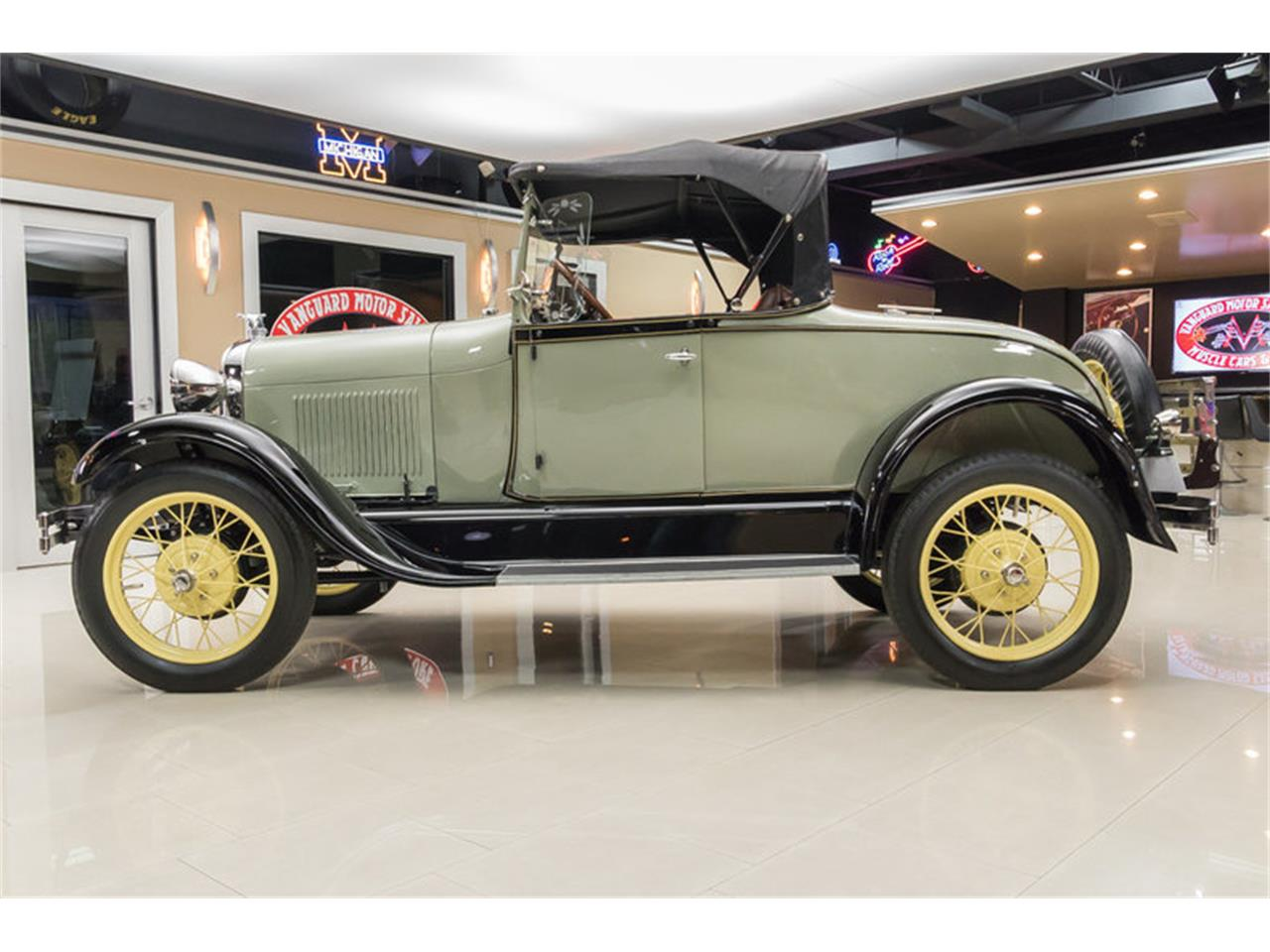 Large Picture of Classic '29 Ford Model A located in Plymouth Michigan - $29,900.00 - KA5D