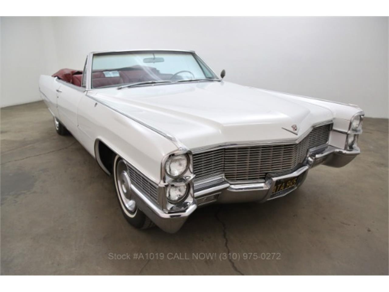 1965 Cadillac Coupe Deville For Sale Classiccars Com Cc 946289