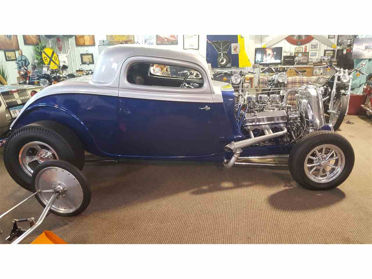 1934 Ford Street Rod for Sale | ClassicCars.com | CC-946295