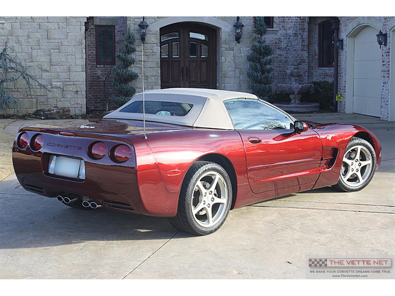 Large Picture of '03 Corvette - KA63