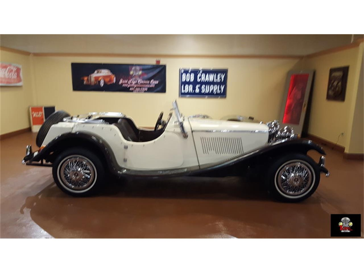 Large Picture of '87 Jaguar SS100 located in Florida - $9,995.00 Offered by Just Toys Classic Cars - KA6C