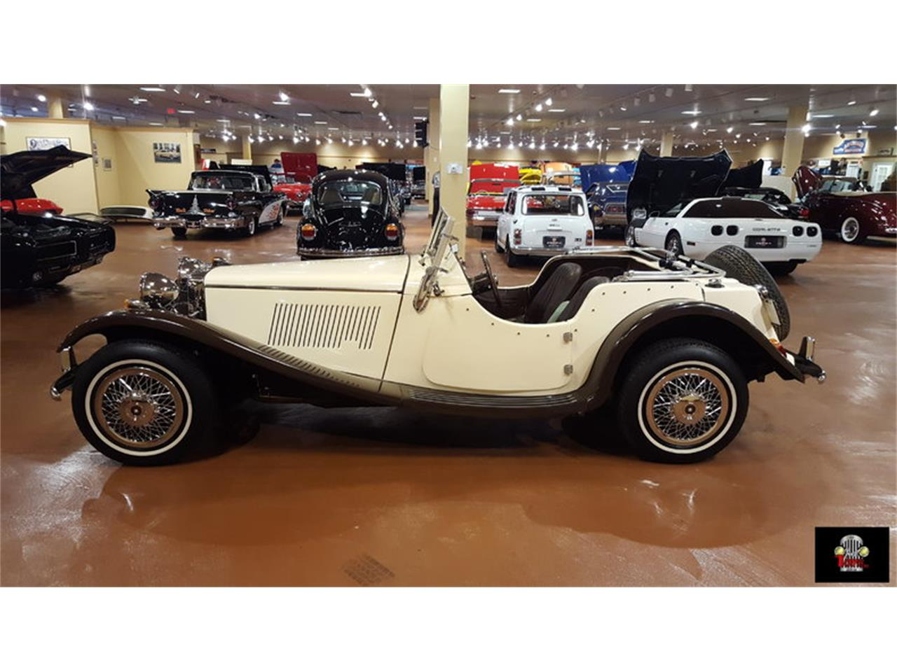 Large Picture of '87 Jaguar SS100 located in Florida Offered by Just Toys Classic Cars - KA6C