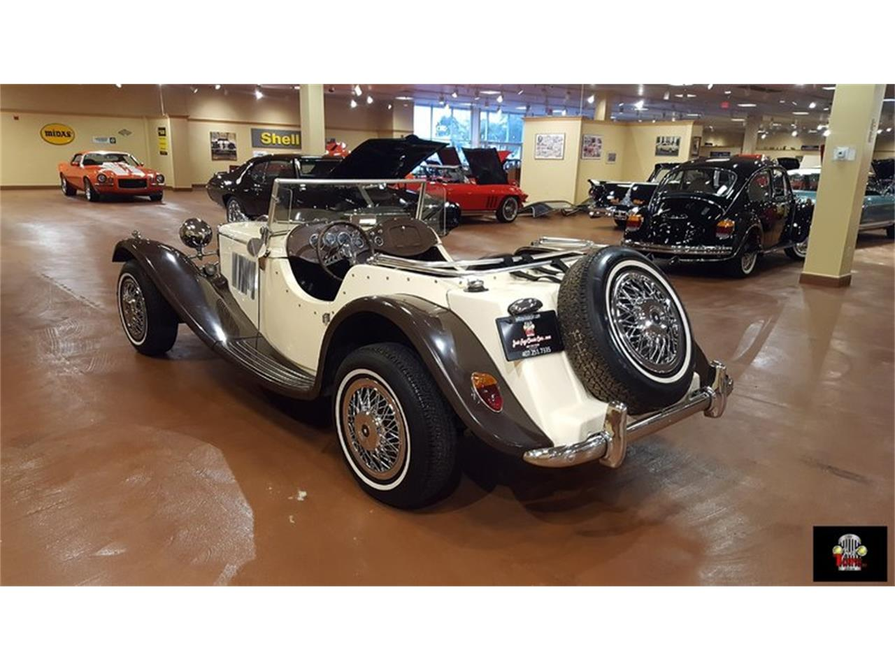 Large Picture of 1987 Jaguar SS100 located in Florida - KA6C