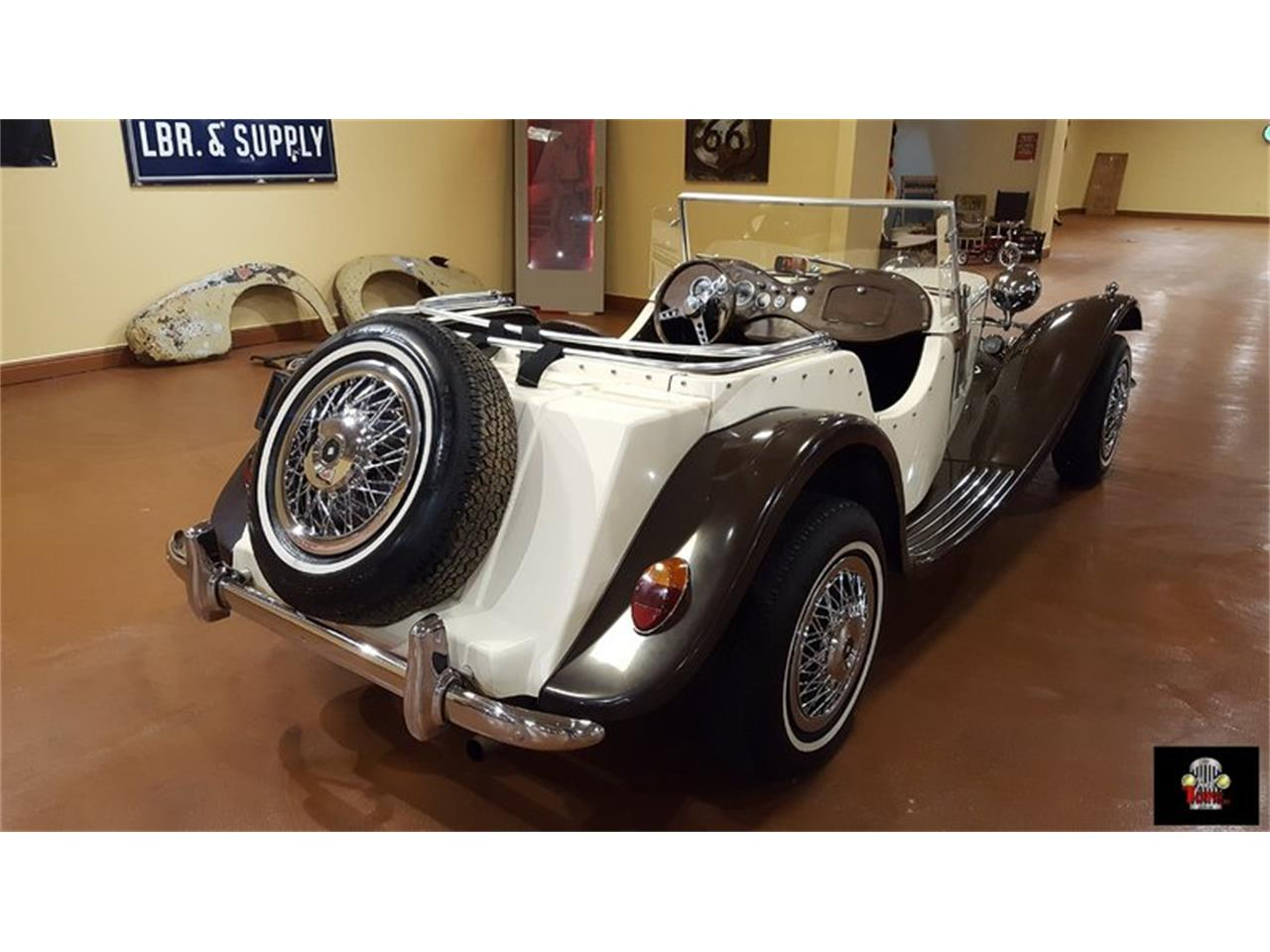 Large Picture of '87 Jaguar SS100 - $9,995.00 Offered by Just Toys Classic Cars - KA6C