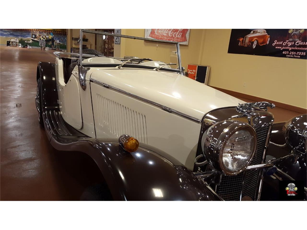 Large Picture of '87 Jaguar SS100 located in Orlando Florida - KA6C