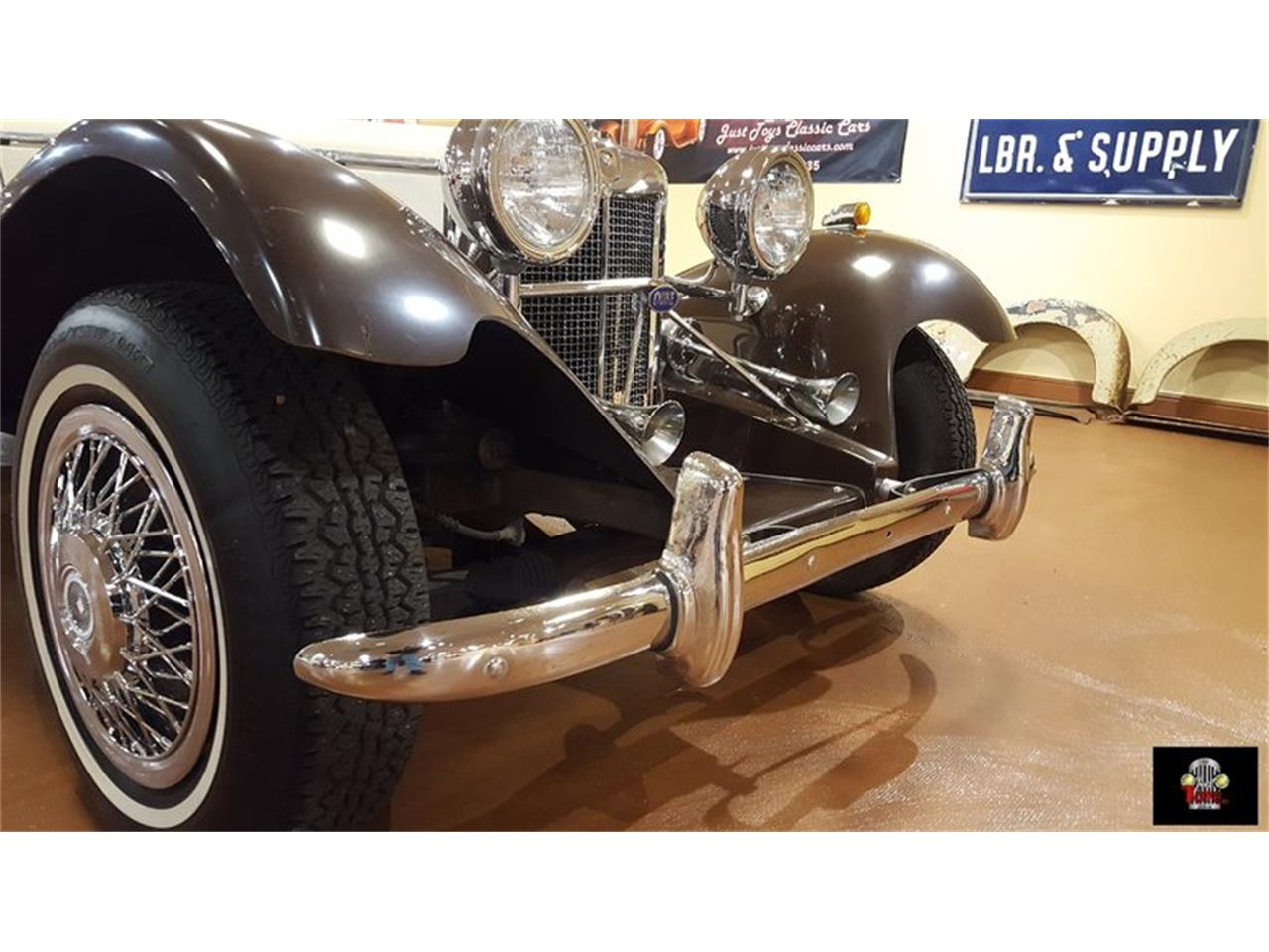 Large Picture of 1987 Jaguar SS100 - $9,995.00 Offered by Just Toys Classic Cars - KA6C
