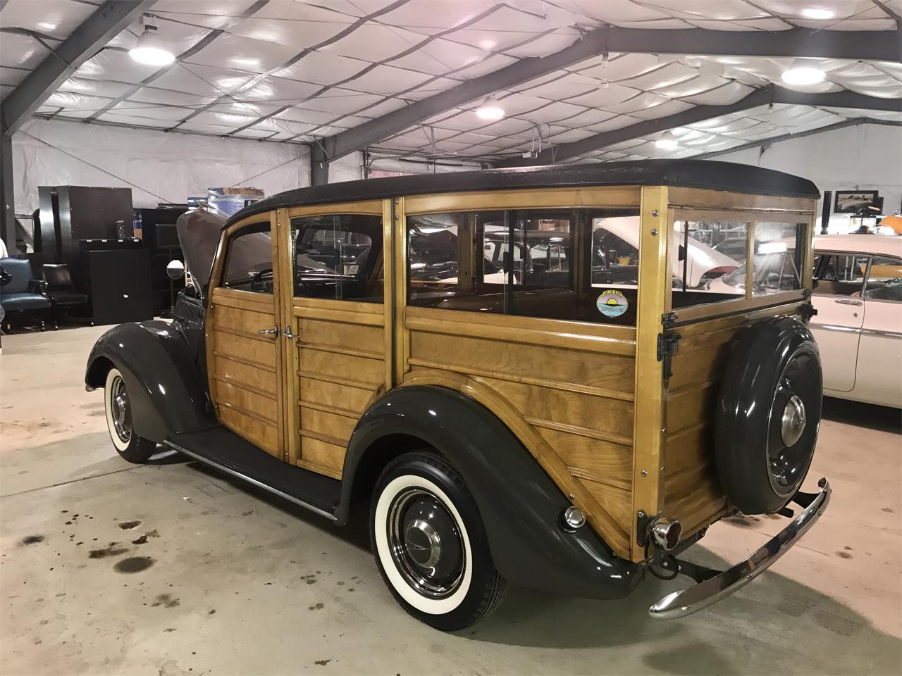 Large Picture of Classic '37 Woody Wagon - $99,988.00 - KA77
