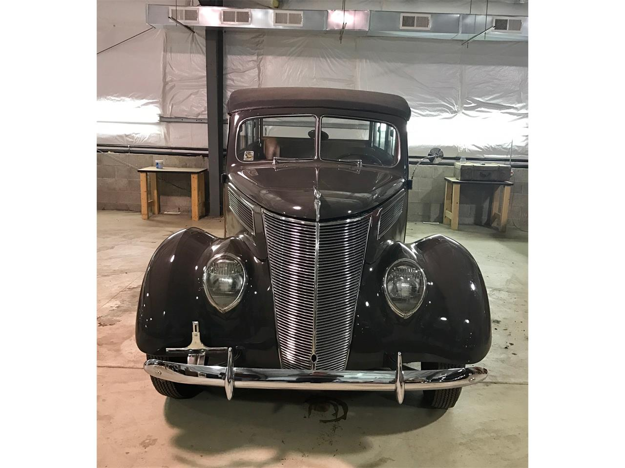 Large Picture of Classic '37 Ford Woody Wagon - KA77