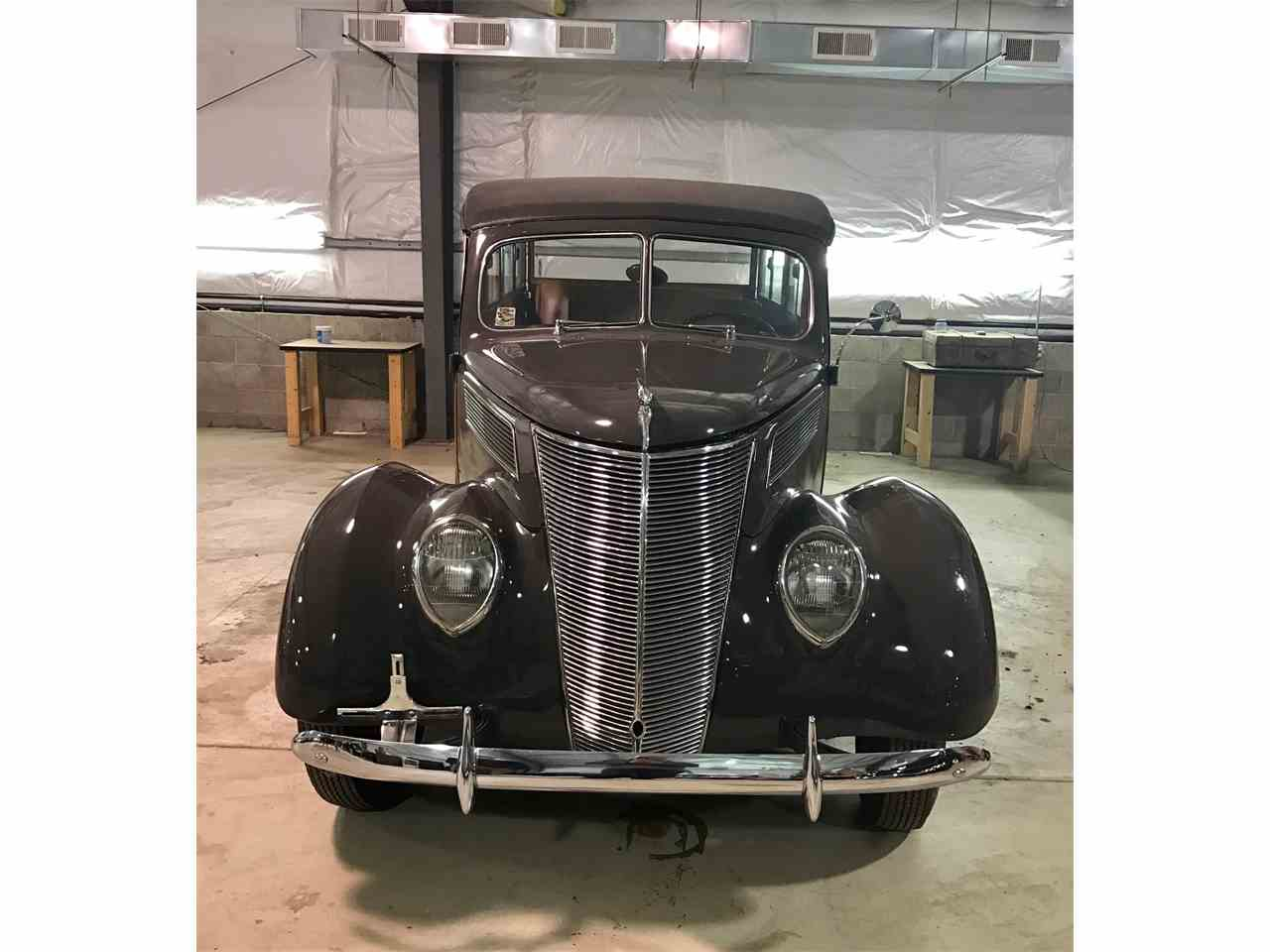Large Picture of '37 Woody Wagon - KA77