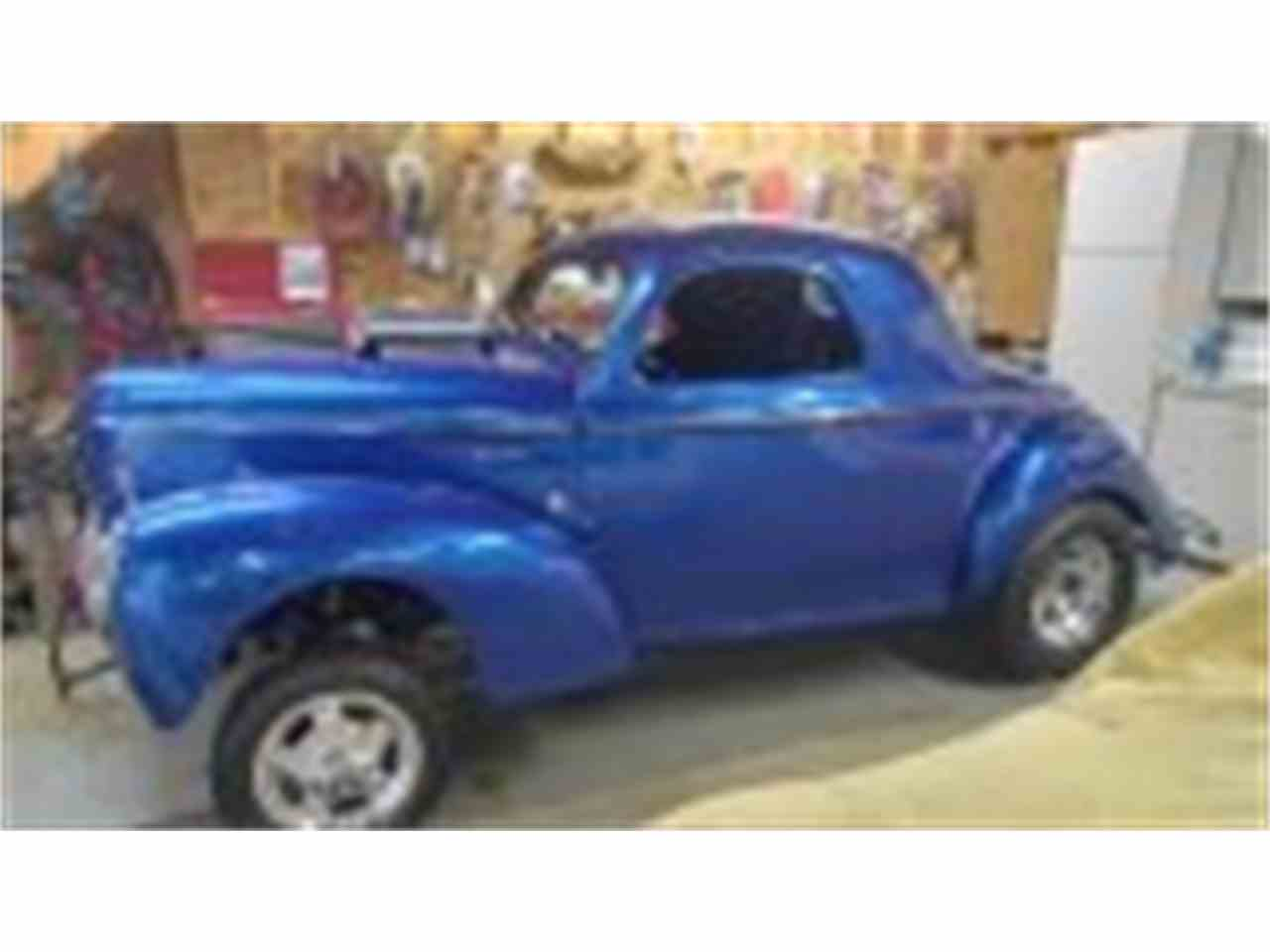 Large Picture of Classic '41 Willys Coupe located in Hanover MA  - $82,500.00 Offered by CARuso Classic Cars - KAF0