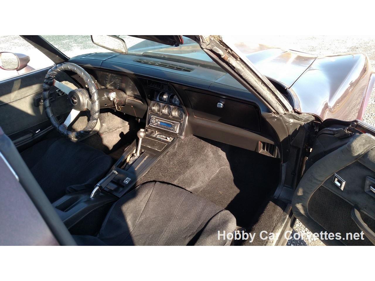 Large Picture of '79 Corvette - KAFU