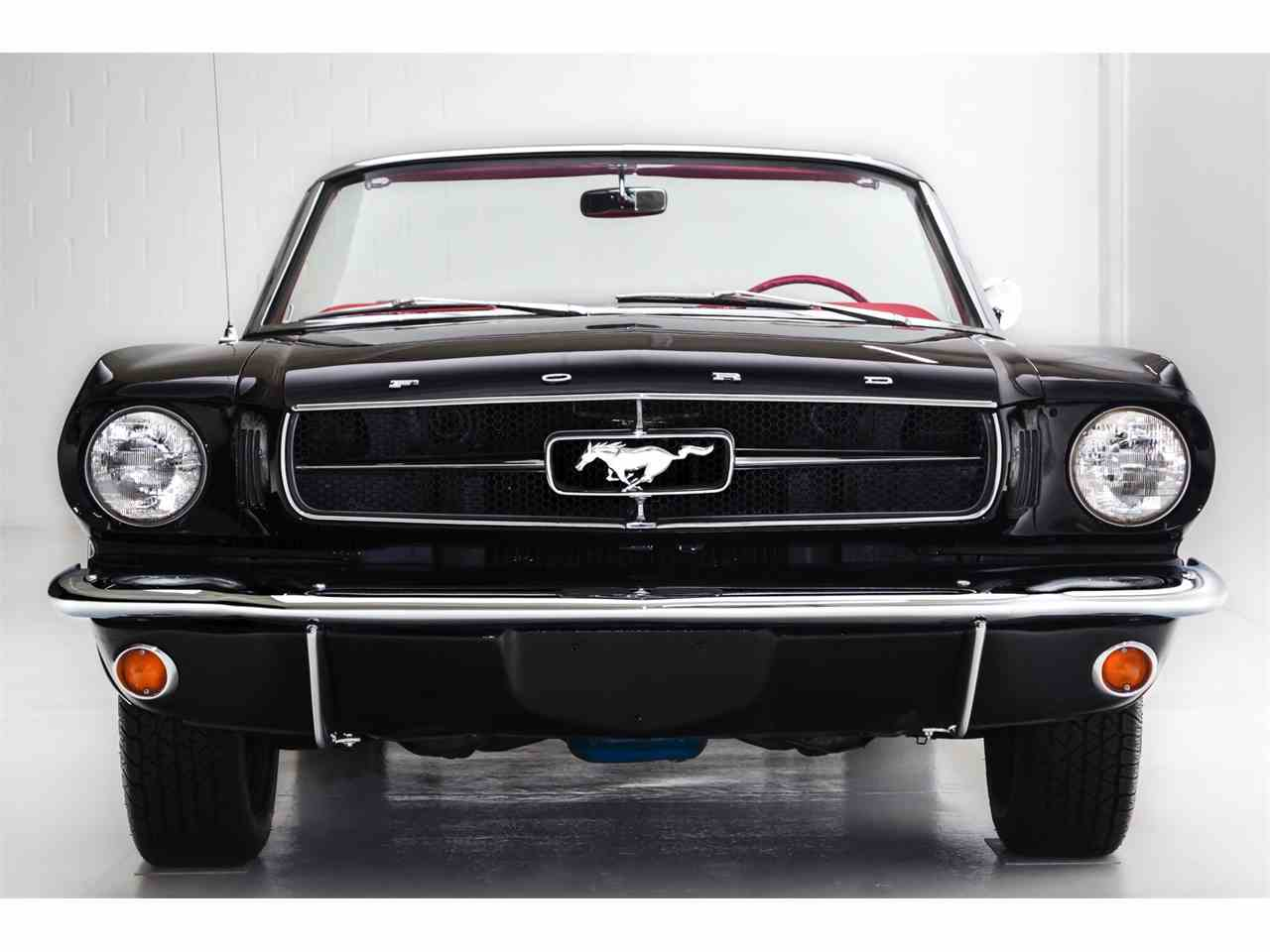 Large Picture of '65 Mustang - KAGG