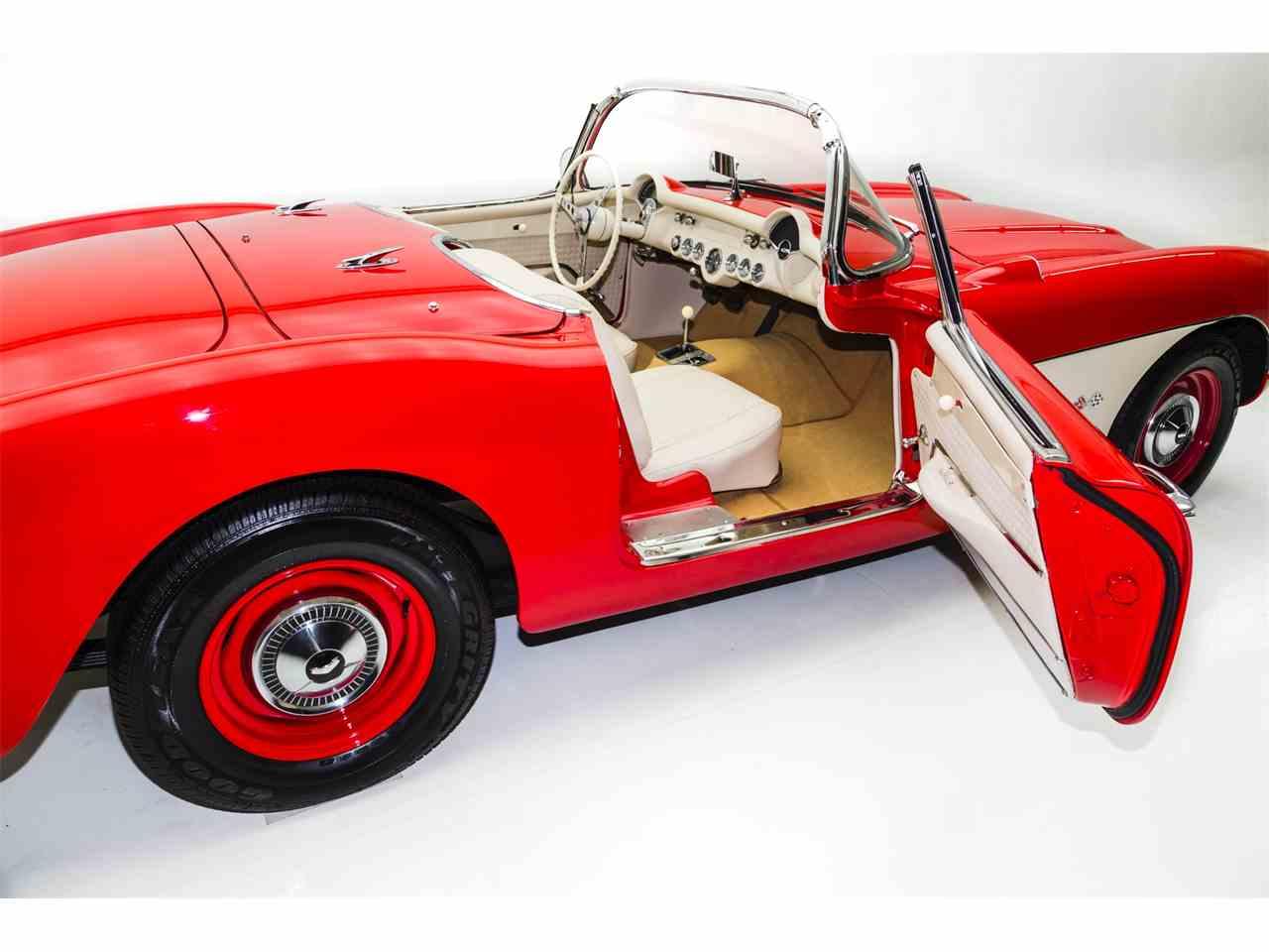 Large Picture of '57 Corvette - KAGI