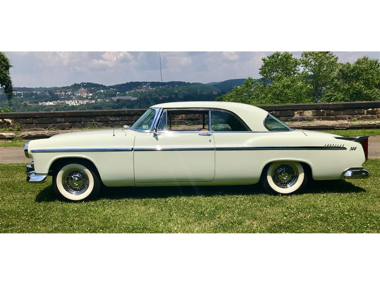 1955 Chrysler 300c For Sale Cc 946683 Wiring In Pittsburgh Pennsylvania