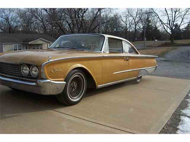 1960 ford galaxie for sale on. Black Bedroom Furniture Sets. Home Design Ideas