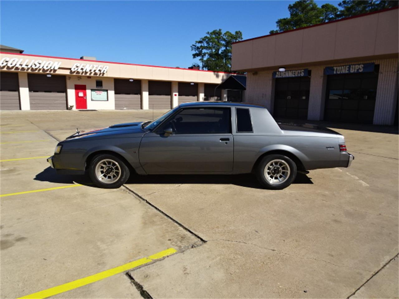 Buick T Type >> 1987 Buick Regal T Type For Sale Classiccars Com Cc 946857