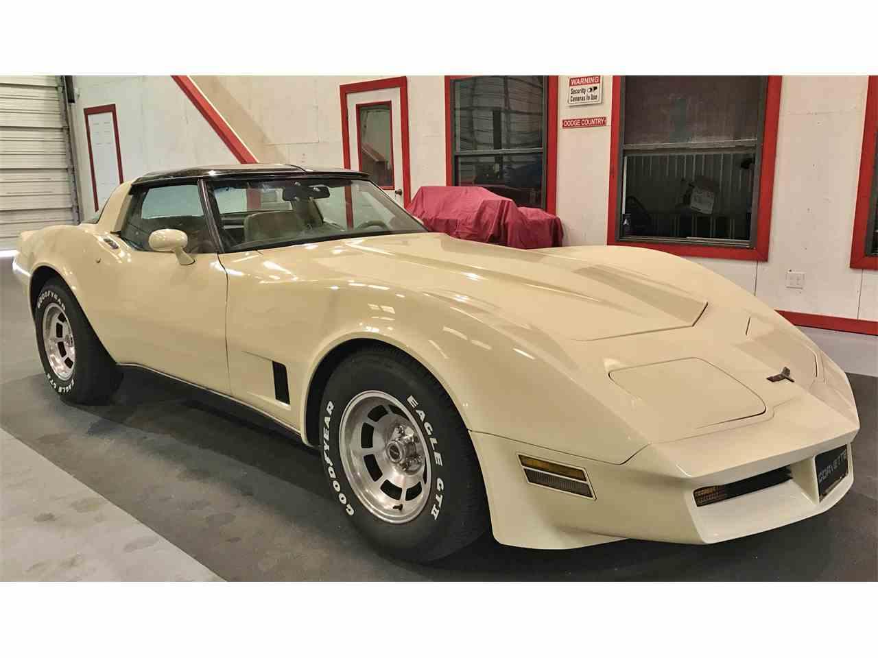 Large Picture of '80 Corvette - KAMI