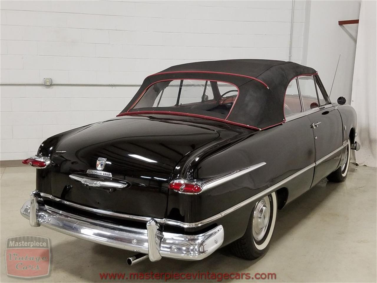 Large Picture of '51 Ford Convertible located in Whiteland Indiana Offered by Masterpiece Vintage Cars - KAMX