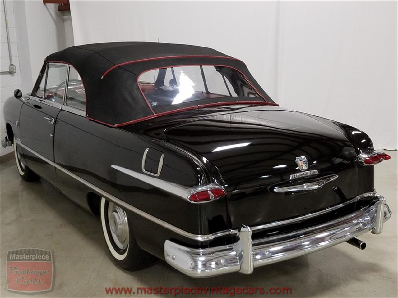 Large Picture of Classic '51 Ford Convertible located in Indiana - $39,900.00 Offered by Masterpiece Vintage Cars - KAMX