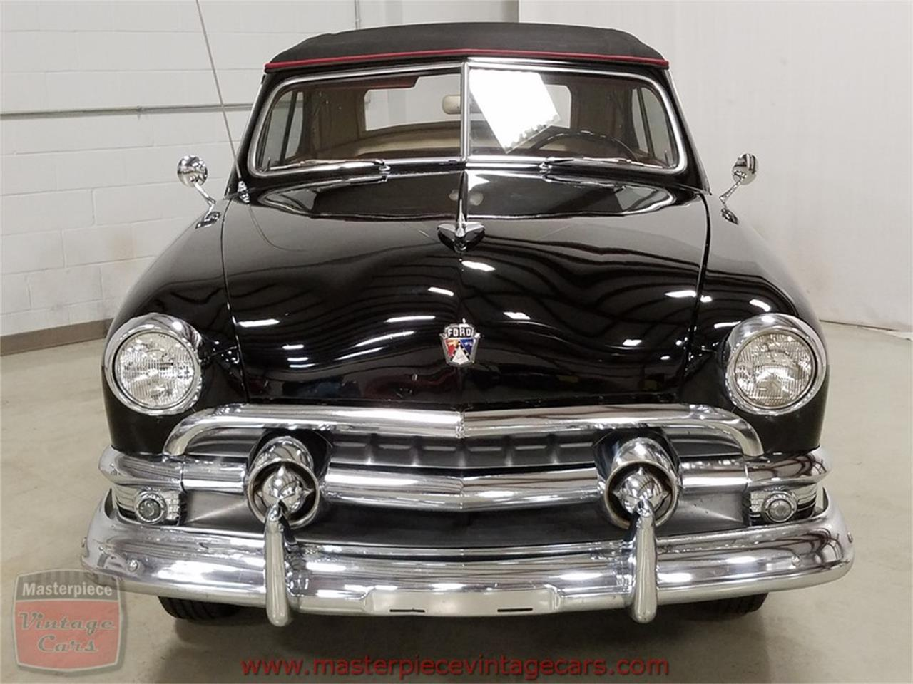 Large Picture of '51 Ford Convertible located in Whiteland Indiana - KAMX