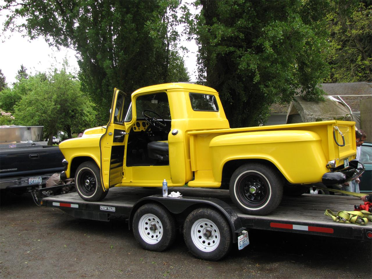 Large Picture of '56 1/2 Ton Pickup - KAN3