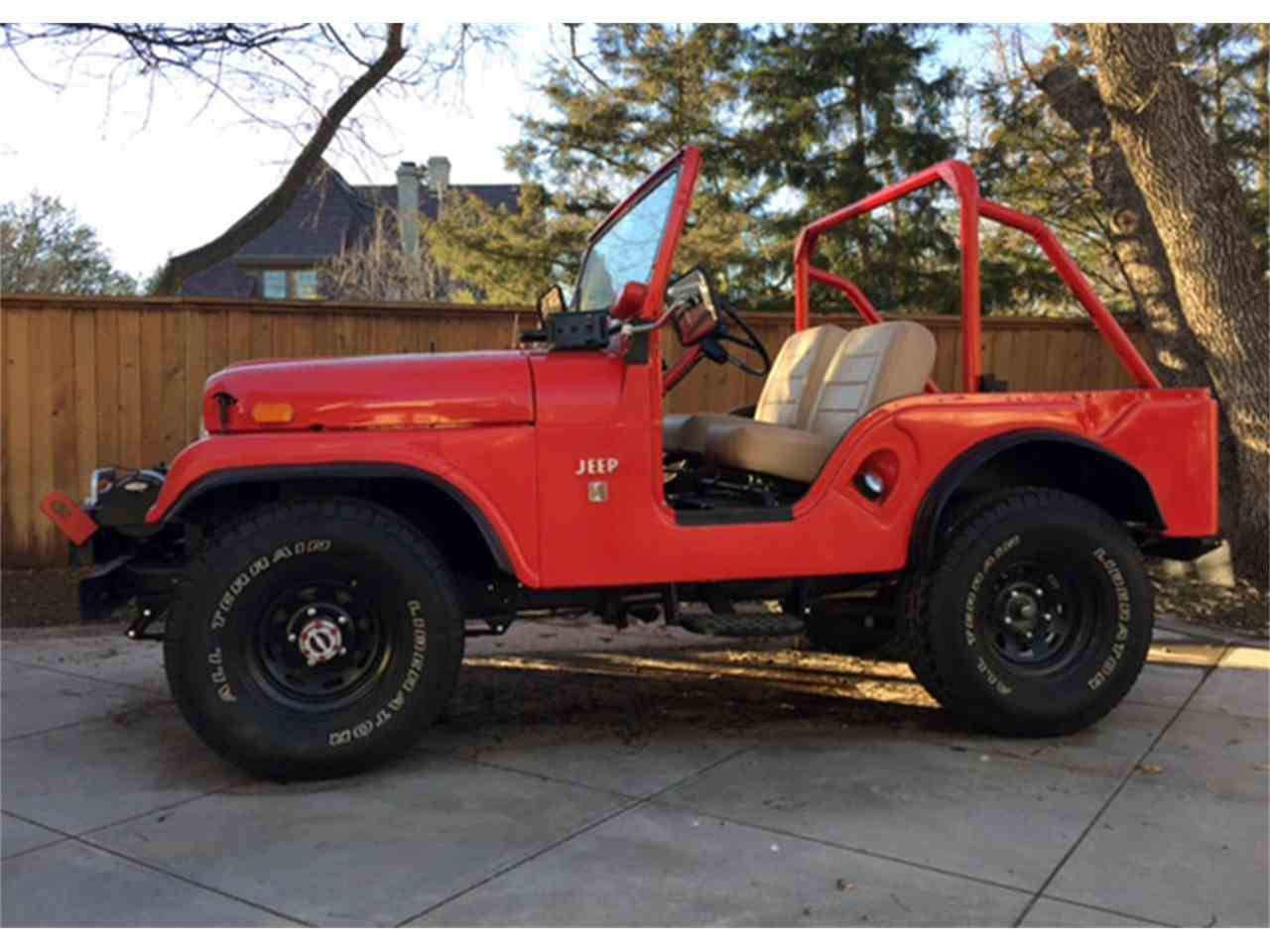 1970 American Motors (Kaiser) Jeep C15 for Sale | ClicCars.com ...