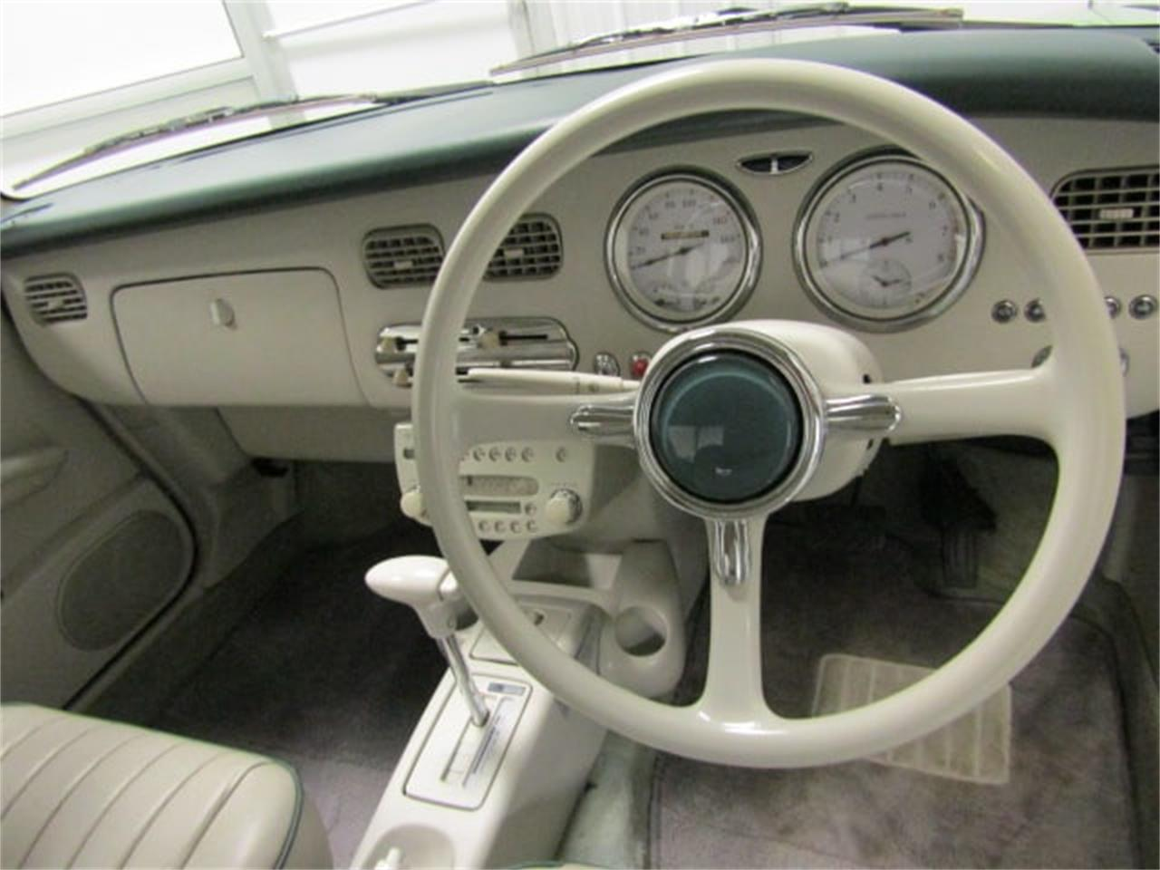 Large Picture of 1991 Nissan Figaro located in Virginia - KAQD