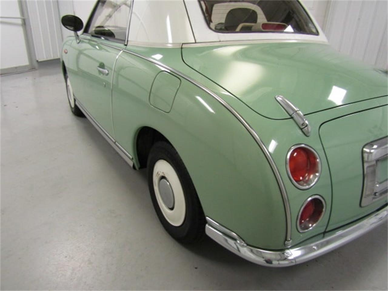 Large Picture of 1991 Nissan Figaro located in Virginia Offered by Duncan Imports & Classic Cars - KAQD