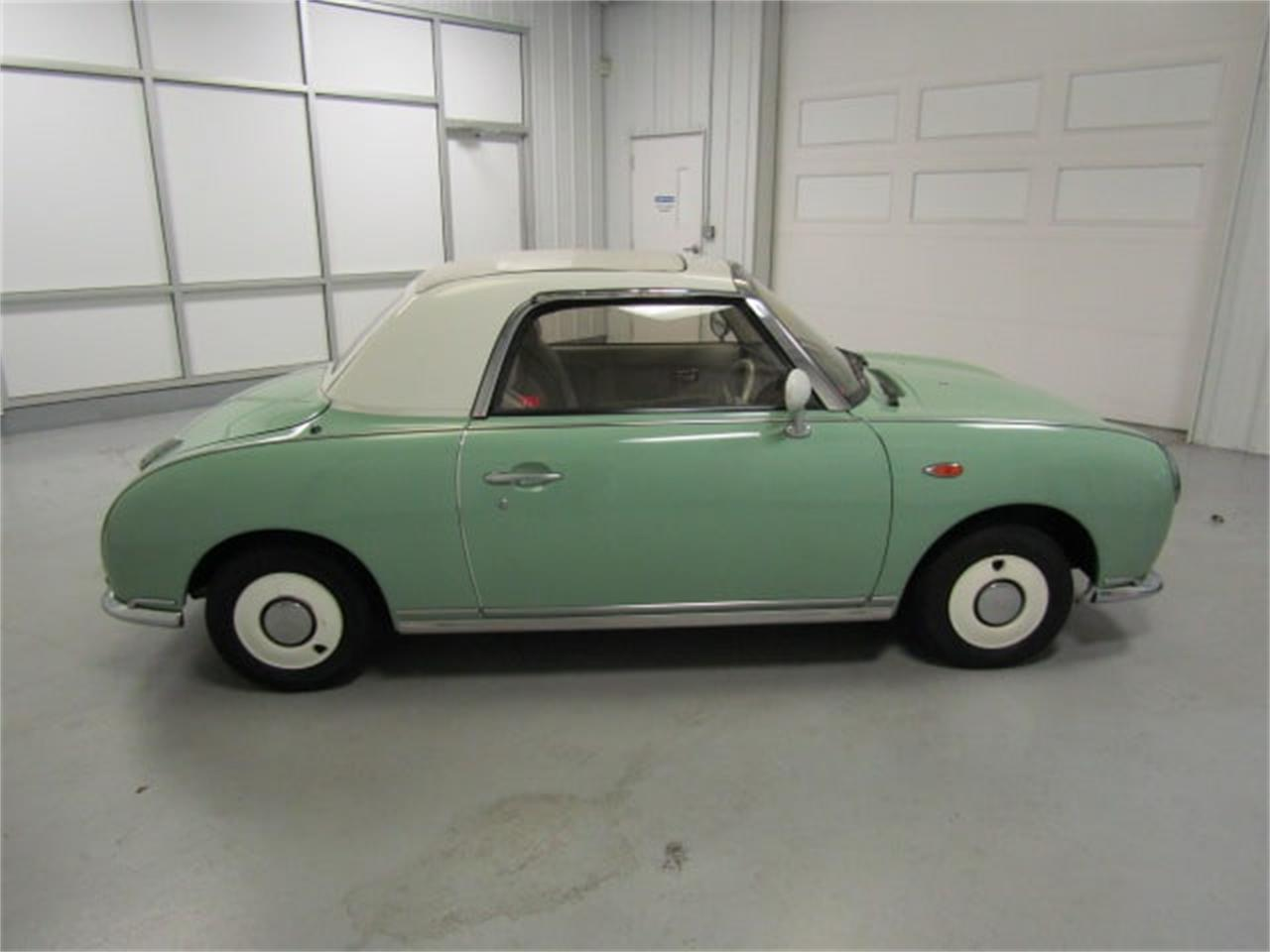 Large Picture of '91 Nissan Figaro located in Virginia - KAQD