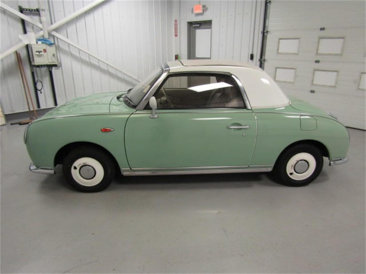 Large Picture of 1991 Figaro - $18,900.00 Offered by Duncan Imports & Classic Cars - KAQD