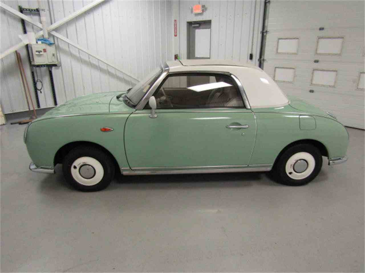 Large Picture of '91 Figaro - KAQD