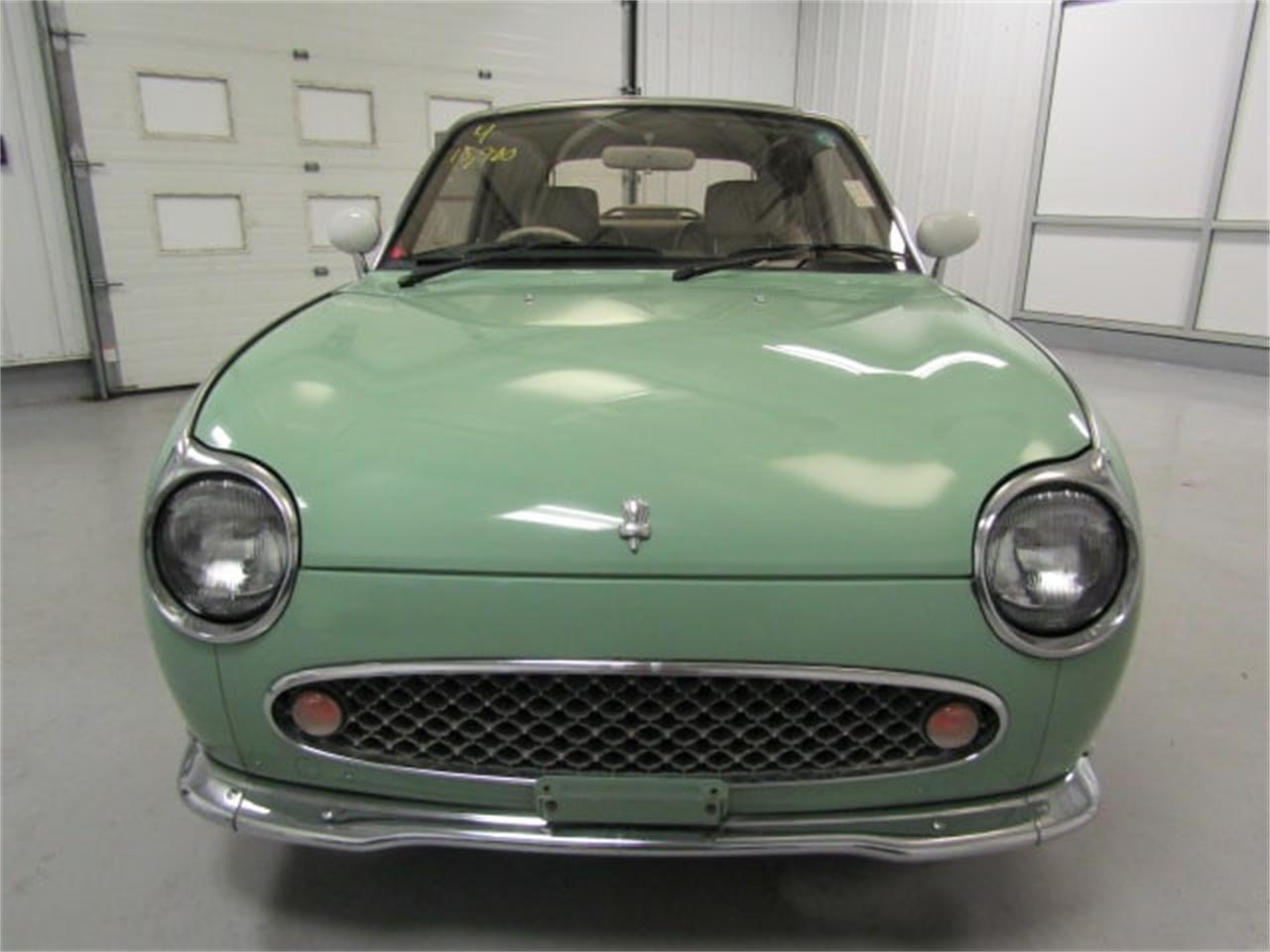 Large Picture of 1991 Nissan Figaro located in Christiansburg Virginia - KAQD