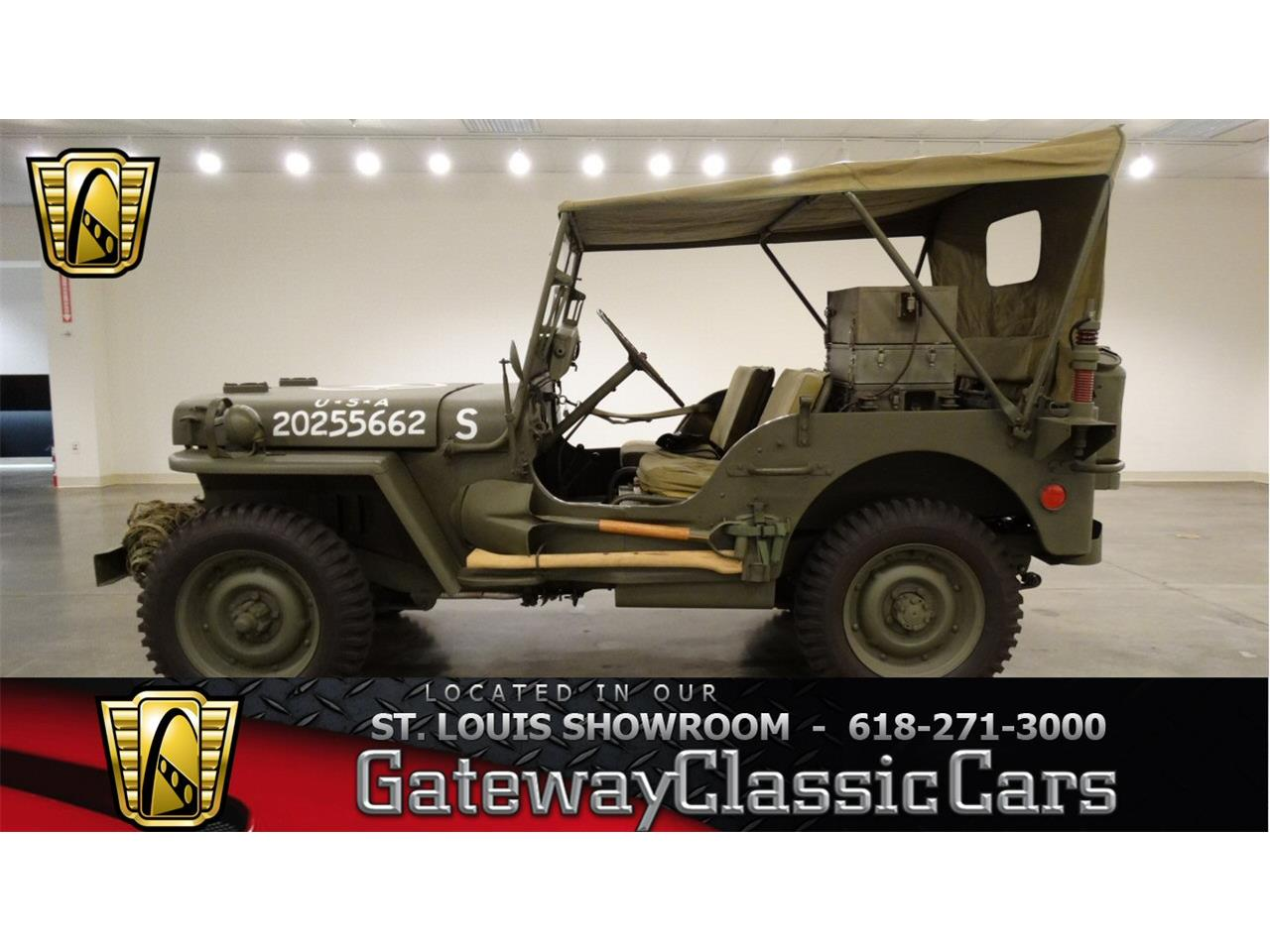 1942 Jeep Willys For Sale Classiccars Com Cc 947143