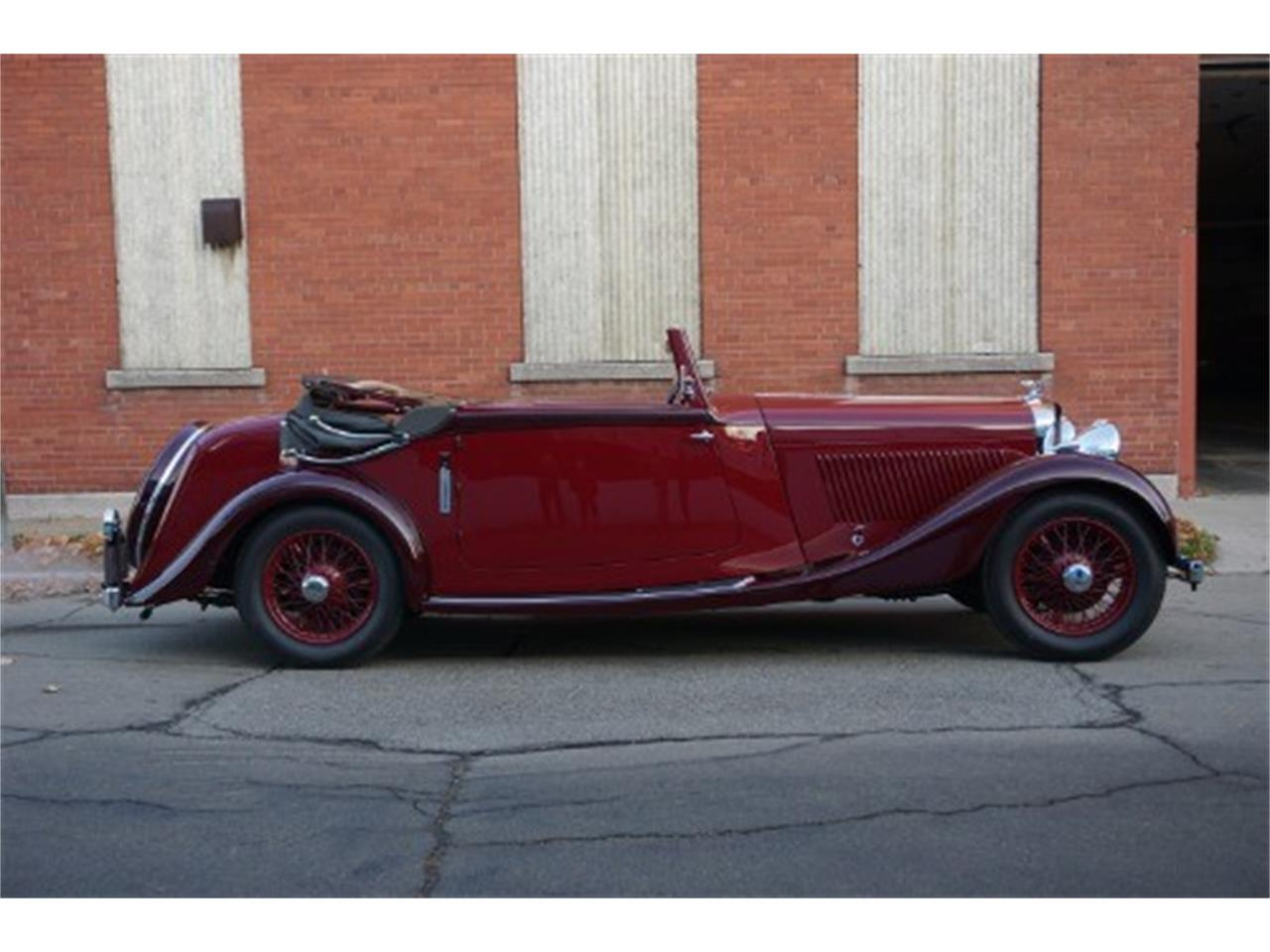 Large Picture of '35 3-1/2 Litre - KAV3