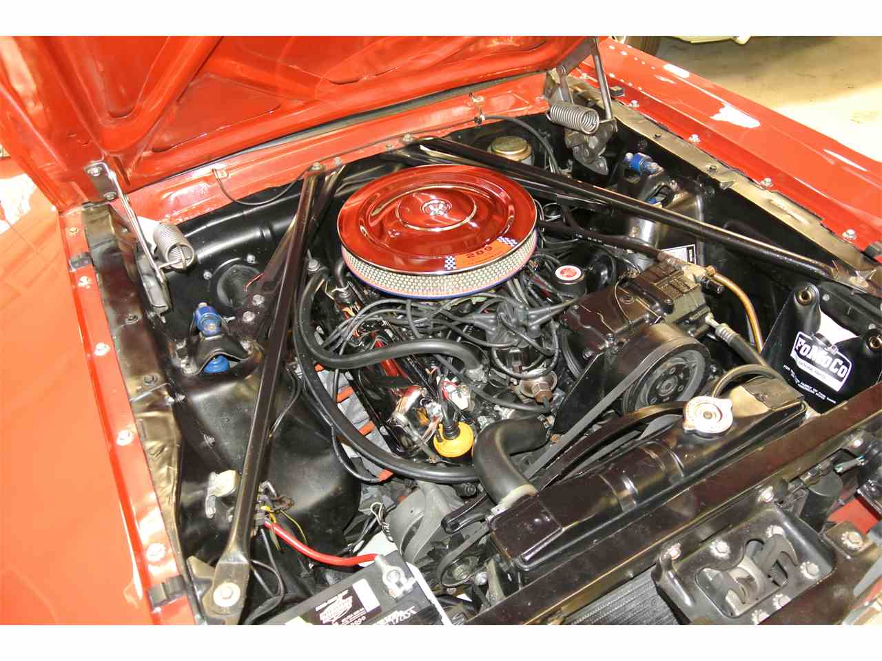 Large Picture of 1965 Ford Mustang located in Roswell Georgia - $42,950.00 Offered by Fraser Dante - KAXN