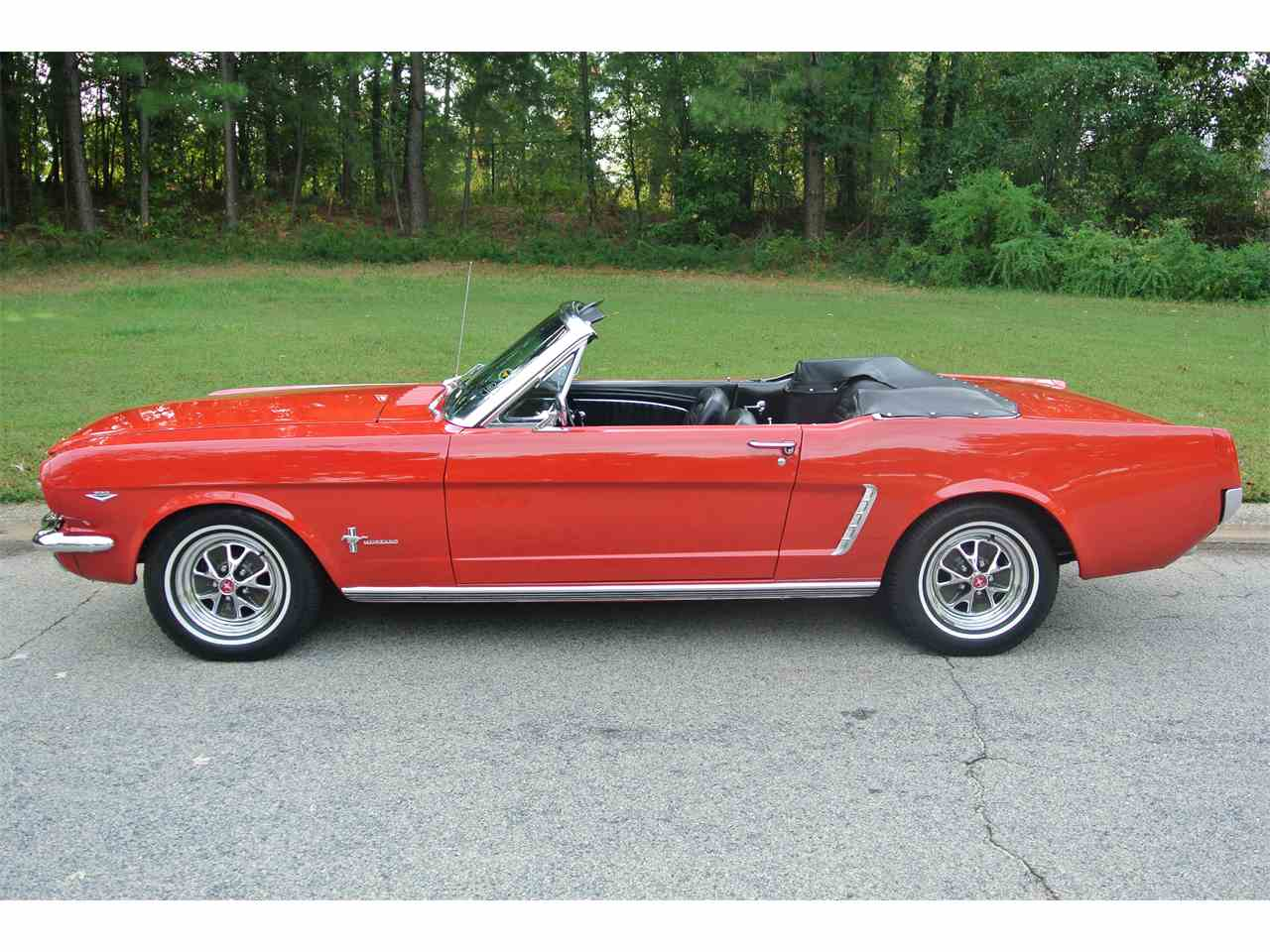 Large Picture of Classic '65 Mustang - $42,950.00 Offered by Fraser Dante - KAXN