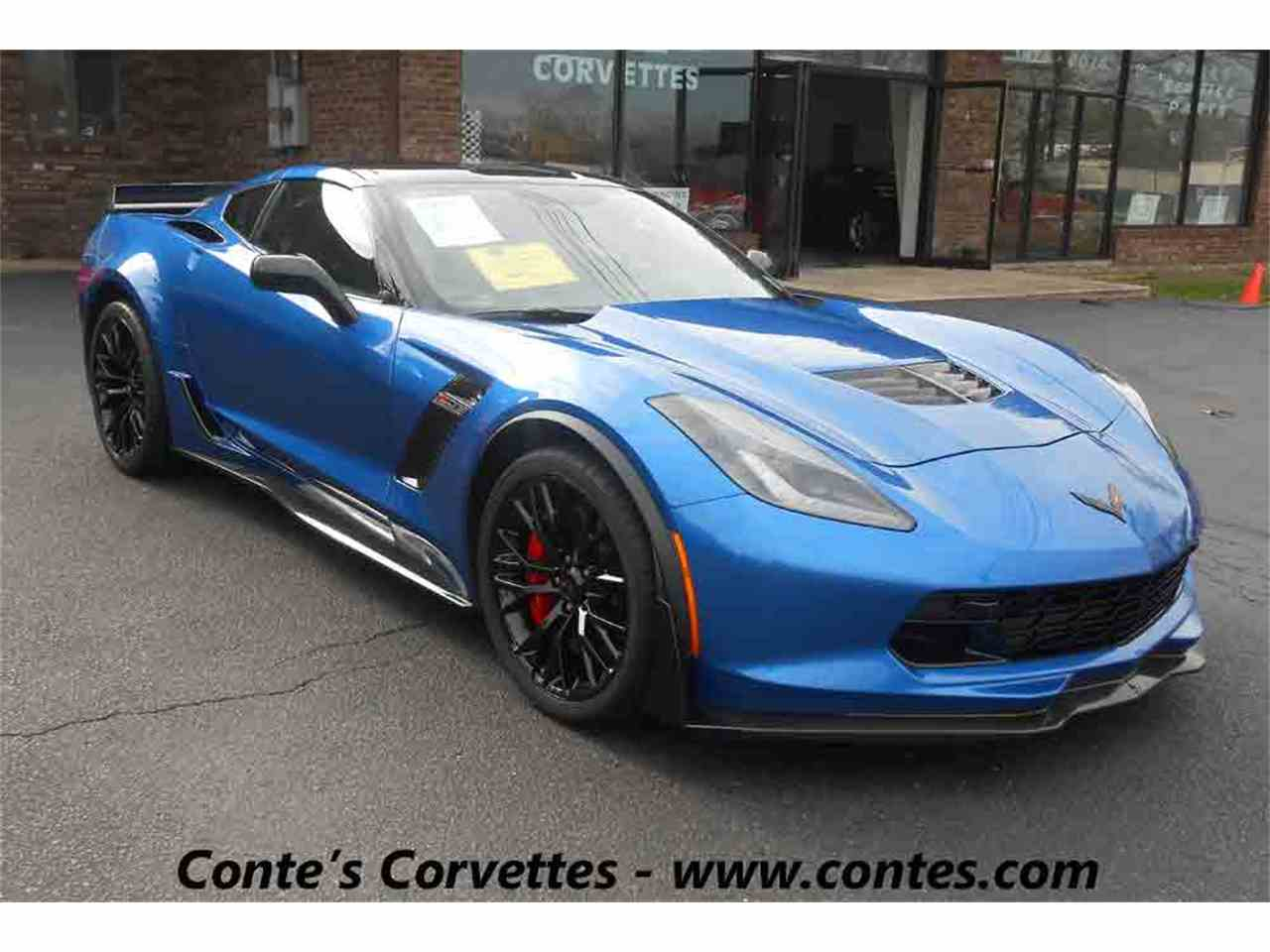 2016 Chevrolet Corvette Z06 Z07 For Sale