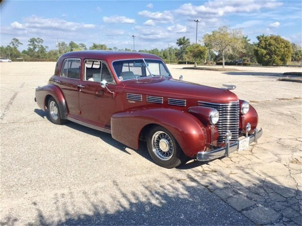 1938 Cadillac Restomod for Sale | ClassicCars com | CC-947365