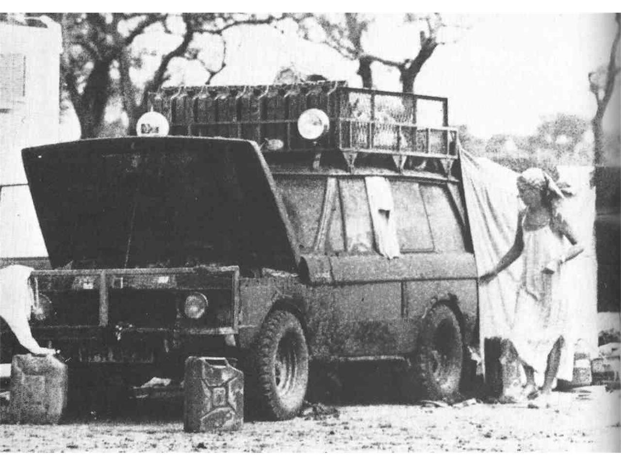 Large Picture of '73 Safari - K5VP