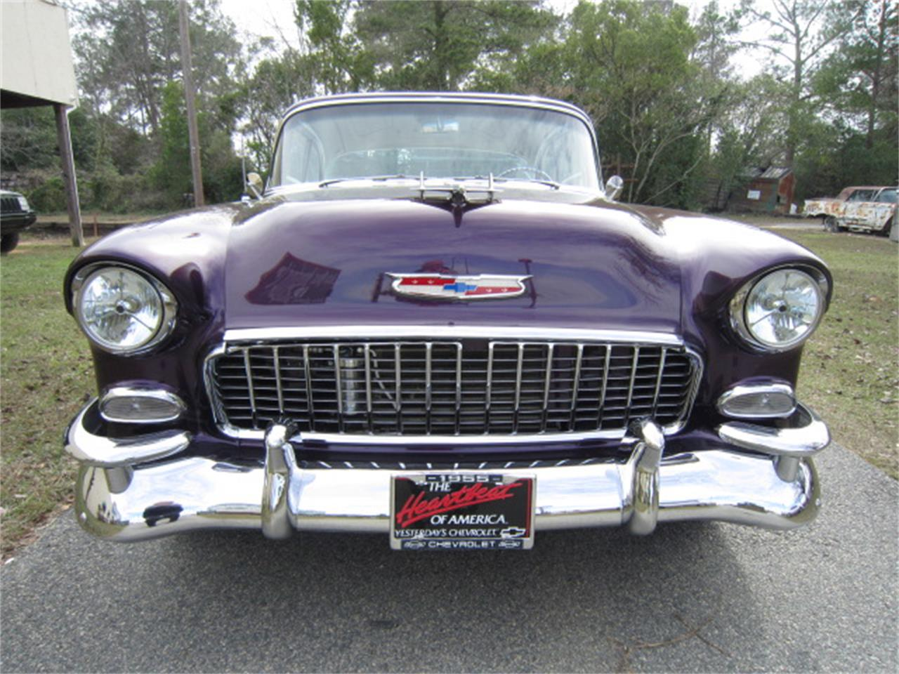 Large Picture of '55 Bel Air - KB3R