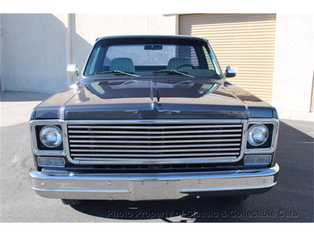 1976 Gmc Sierra Grande For Sale Classiccars Com Cc 947513