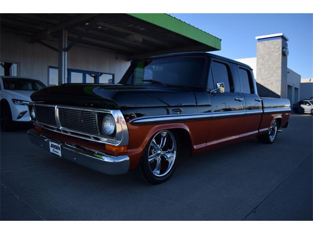 Picture of '68 F250 - KB4R