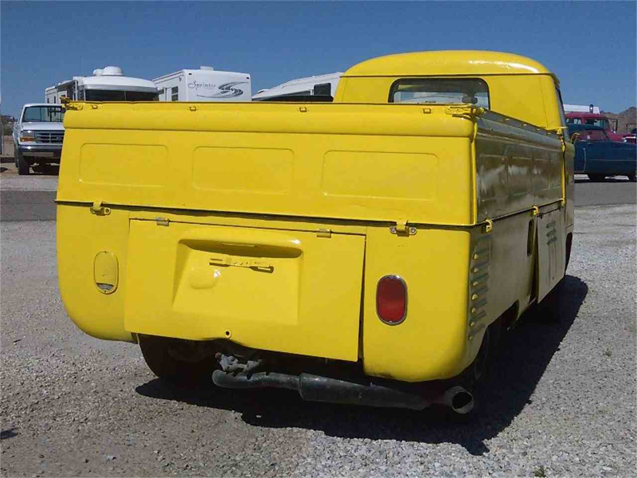 Large Picture of Classic '65 Volkswagen Pickup - $16,980.00 Offered by Desert Gardens Classic Cars - KB5T