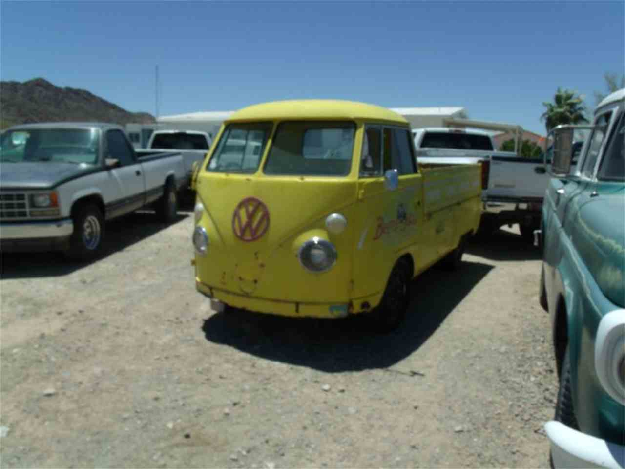 Large Picture of 1965 Volkswagen Pickup - $16,980.00 Offered by Desert Gardens Classic Cars - KB5T